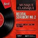 Récital Schubert no. 2 (Mono Version)