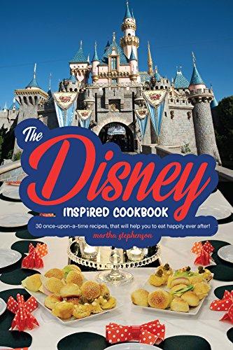 The Disney Inspired Cookbook: ...