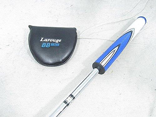【中古品】LAROUGE パター LAROUGE BB-02 パター オリジナルスチール パター