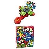 スーパーマリオ 大迷路ゲーム ピーチ姫を救出せよ!  大迷路ゲームミニ付