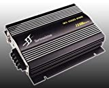 2ch MAX1000Wパワーアンプ ブラック