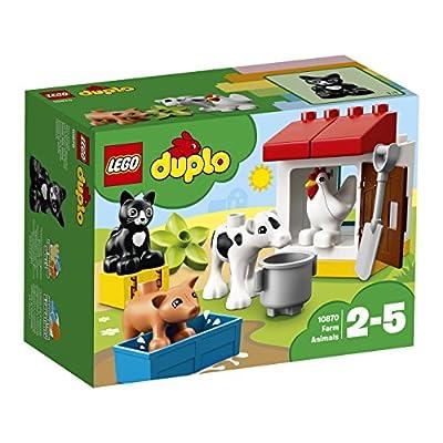 LEGO Duplo Farm Animals 10870 Playset Toy