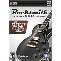 Rocksmith 2014 Edition - ロックスミス 2014 エディション (ケーブル同梱 PC/Mac 海外輸入北米版)