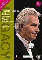 Legacy: Kempe Brahms Wagner [DVD] [Import]