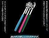 【 鷲 の 爪 】 伸縮 孫の手 アニマル スティック ( カラー ランダム ) SD-MAGOTE-3
