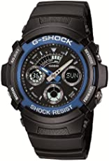 [カシオ]CASIO 腕時計 G-SHOCK ジーショック AW-591-2AJF メンズ