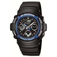 [カシオ]CASIO 腕時計 G-SHOCK ジーショック STANDARD アナログ/デジタルコンビネーションモデル AW-591-2AJF メンズ