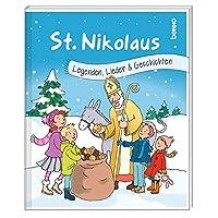 Geschenkheft »St. Nikolaus«: Legenden, Lieder & Geschichten