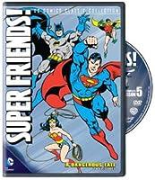Super Friends: A Dangerous Fate Season 5 [DVD] [Import]