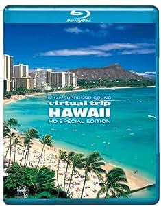 virtual trip HAWAII HD SPECIAL EDITION(低価格版) [Blu-ray]