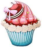1stモール カップケーキ クッション かわいい デザイン 6種類 3サイズ デザート スイーツ インテリア アクセント プレゼント (Cタイプ/70cm) ST-CCC-C-70