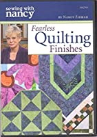 Sewing with Nancy Zieman Fearless Quilting Finishes DVD【DVD】 [並行輸入品]