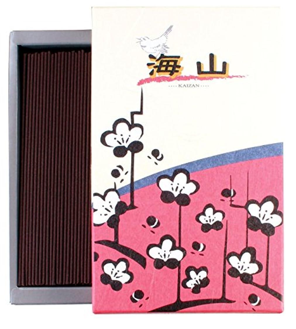 スピリチュアル伝統的命令的淡路島「大発」のお線香 海山 大バラ