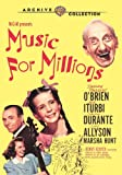 Music for Millions [DVD] [Import]