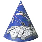 Star Wars VIntage 610m20th Anniversary' Cone Hats (8ct)