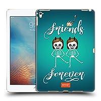 オフィシャル emoji® フレンズ・フォーエバー ハロウィーン・パロディーズ iPad Pro 9.7 (2016) 専用ハードバックケース