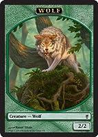 Magic: the Gathering - Wolf Spirit Token - Conspiracy