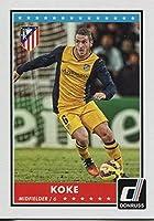 ドンラスサッカー2015ベースカード#29コケ