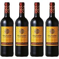 [4本セット] レ・タンヌ オクシタン カベルネ・ソーヴィニヨン(Les Tannes en Occitanie Cabernet Sauvignon) ドメーヌ・ポール・マス 赤ワイン フランス 750ml×4本