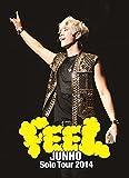 """JUNHO Solo Tour 2014""""FEEL"""""""