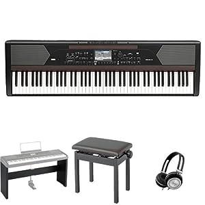 KORG 電子ピアノ DIGITAL ENSEMBLE PIANO HAVIAN 30 フルセット