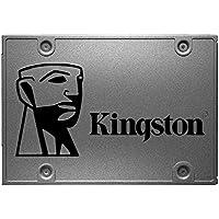キングストン Kingston SSD 480GB 2.5インチ SATA3 TLC NAND採用 A400 3年保証 SA400S37/480G