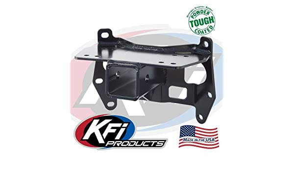 2015 Can-Am Maverick 1000 Xrs X xc Rear 2 Receiver Hitch by KFI Products 101125 DPS XMR