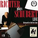 Schubert: Richter Plays Live