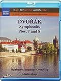 Dvorak: Symphonies Nos. 7 and 8