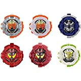 仮面ライダージオウ サウンドライドウォッチシリーズGPライドウォッチ11 全6種セット