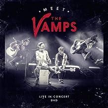 Meet the Vamps Live in Concert [DVD]