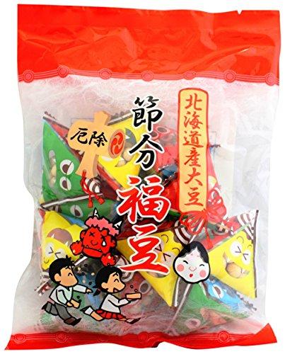 国産大豆 福豆テトラパック 112g×6袋