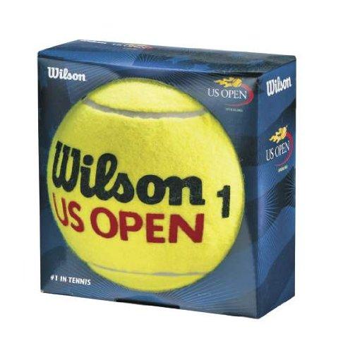 Wilson(ウイルソン) サイン用 テニスボール US OPEN JUMBO BALL (USオープン ジャンボボール) 1個 WRX2096U