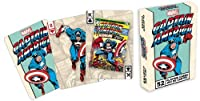 Marvel- Captain America Playing Cards Deck by Aquarius