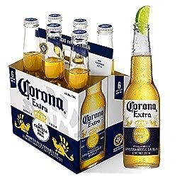 ビール コロナ・エキストラ ボトル [ メキシコ 355ml×6本 ]