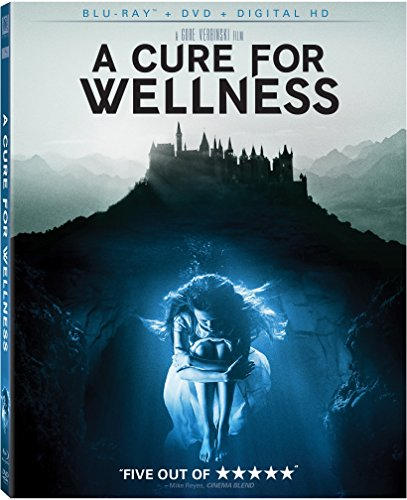Cure for Wellness/ [Blu-ray] [Import]