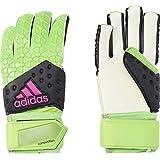 adidas(アディダス) サッカー用 キーパーグラブ ACE コンペティション ソーラーグリーン×コアブラック×ショックピンクS16×ホワイト KAQ98 ソーラーグリーン×コアブラック×ショックピンクS16×ホワイト