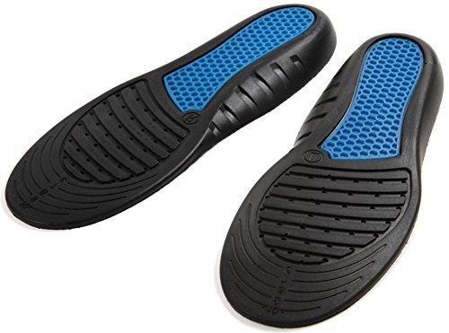 Heal foot インソール 人体工学に基づいた衝撃分散吸収インソール (M)...