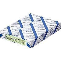 コクヨ コピー用紙 PPCカラー用紙 共用紙 FSC認証 500枚 A4 緑 KB-C39G