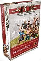 Warlord Games - SPQR : Gaul Tribesmen スリンガー