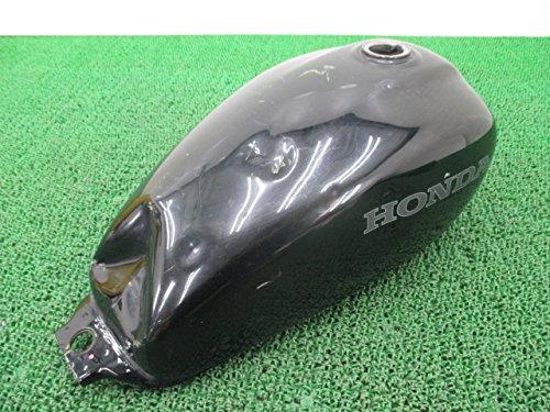 中古 ホンダ 純正 バイク 部品 CB400SS タンク 黒