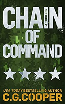 Chain of Command (Corps Justice Book 9) by [Cooper, C. G.]