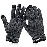 4UMOR 手袋 グローブ スマホ対応 タッチパネル 防寒 保温 冬用 メンズ&レディース クリスマスプレゼント