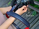 FidgetFidget Brofeta イタリア Hasselblad 500C/M SWC 503CW 501CM 903SWC 205/905 カメラネックストラップ