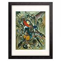 ワシリー・カンディンスキー Wassily Kandinsky (Vassily Kandinsky) 「Composition 223 (Picture with Points). 1919」 額装アート作品