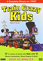 Train Crazy Kids [DVD] [Import]