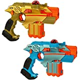 Nerf Lazer Tag Phoenix LTX Tagger 2 Pack - the ultimate laser game