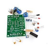 HW-530 ICL8038機能信号発生器回路生産サイン三角波方形波信号部品DIYスペアパーツグリーン