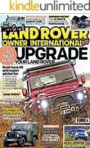 Land Rover Owner International (English Edition)