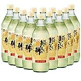 日本自然発酵 おいしい酢 900ml 12本セットの商品画像